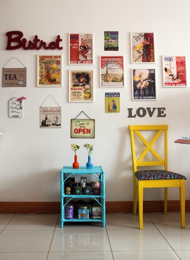 Deixe a parede da sua casa vintage com placas de decora o - Placas para paredes ...